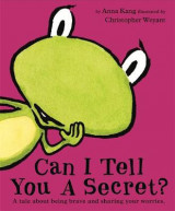 Omslag - Can I Tell You a Secret?