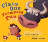 Omslag - Class One Farmyard Fun
