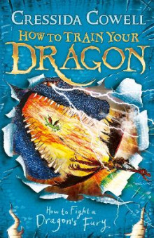 How to Fight a Dragon's Fury av Cressida Cowell (Heftet)