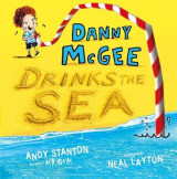 Omslag - Danny McGee Drinks the Sea