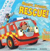 Omslag - Ready Steady Rescue
