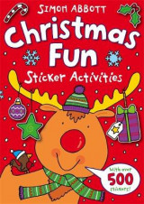 Omslag - Christmas Fun Sticker Activities