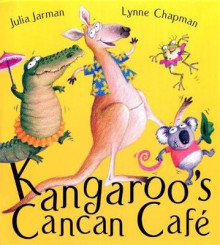 Kangaroo's Cancan Cafe av Julia Jarman (Heftet)
