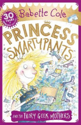 Omslag - Princess Smartypants and the Fairy Geek Mothers