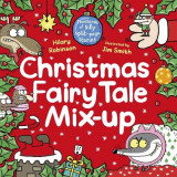 Omslag - Christmas Fairy Tale Mix-Up