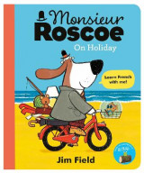 Omslag - Monsieur Roscoe on Holiday
