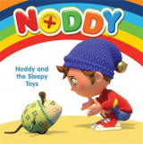 Omslag - Noddy and the Sleepy Toys