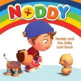 Omslag - Noddy and the Little Lost Duck