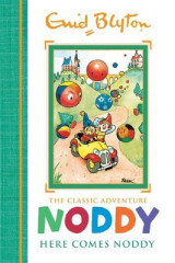 Omslag - Here Comes Noddy