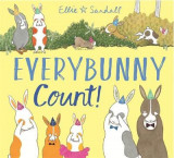 Omslag - Everybunny Count!