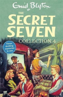 The Secret Seven Collection 4: Books 10-12 av Enid Blyton (Heftet)