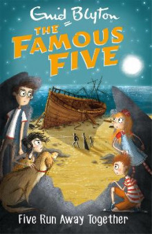 Five Run Away Together: Book 3 av Enid Blyton (Heftet)