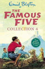 Omslag - The Famous Five Collection 4: 4