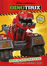 Omslag - Build and Rescue! Sticker Book