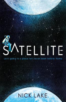 Satellite av Nick Lake (Heftet)