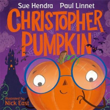 Christopher Pumpkin av Sue Hendra og Paul Linnet (Innbundet)