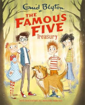 The Famous Five Treasury av Enid Blyton (Innbundet)