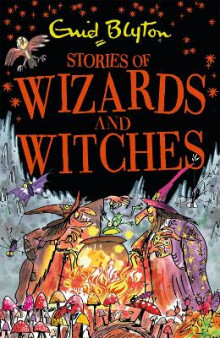 Stories of Wizards and Witches av Enid Blyton (Heftet)