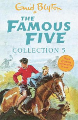 Omslag - The Famous Five Collection 5