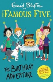 Famous Five Colour Short Stories: The Birthday Adventure av Enid Blyton (Heftet)