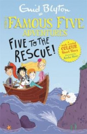 Famous Five Colour Short Stories: Five to the Rescue! av Enid Blyton (Heftet)