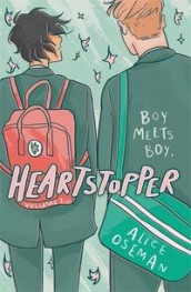 Heartstopper Volume One av Alice Oseman (Heftet)