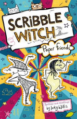 Omslag - Scribble Witch: Paper Friends