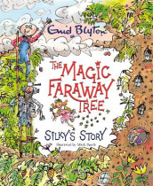 The Magic Faraway Tree: Silky's Story av Enid Blyton og Jeanne Willis (Innbundet)