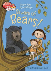 Race Ahead With Reading: Stone Age Adventures: Beware of Bears! av Vivian French (Heftet)