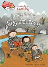 Omslag - Stone Age Adventures: Little Nut's Big Journey