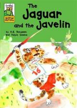 Omslag - The Jaguar and the Javelin