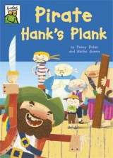 Omslag - Pirate Hank's Plank
