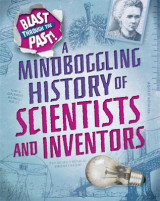 Omslag - A Mindboggling History of Scientists and Inventors