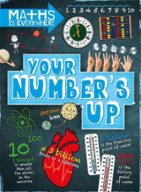 Omslag - Maths is Everywhere: Your Number's Up
