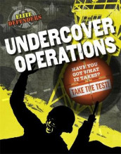 Elite Defenders: Undercover Operations av Sarah Levete (Innbundet)