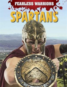 Fearless Warriors: Spartans av Rupert Matthews (Innbundet)