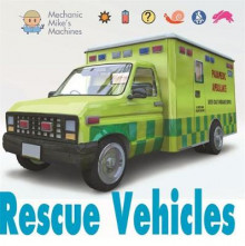 Rescue Vehicles av David West (Heftet)