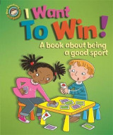 Omslag - I Want to Win! A Book About Being a Good Sport