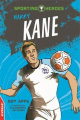 Omslag - EDGE: Sporting Heroes: Harry Kane