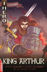 Omslag - EDGE: I HERO: Legends: King Arthur