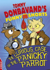 Omslag - EDGE: Tommy Donbavand's Funny Shorts: The Curious Case of the Panicky Parrot
