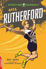 Omslag - EDGE: Sporting Heroes: Greg Rutherford
