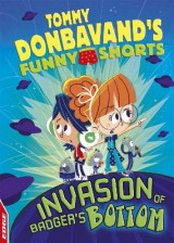 Omslag - EDGE: Tommy Donbavand's Funny Shorts: Invasion of Badger's Bottom