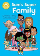 Omslag - Sam's Super Family