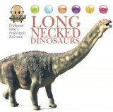 Omslag - Long-Necked Dinosaurs