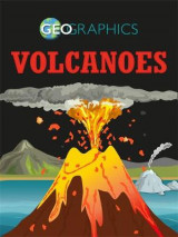 Omslag - Geographics: Volcanoes
