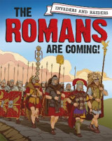 Omslag - Invaders and Raiders: The Romans are coming!