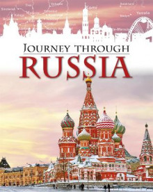 Journey Through: Russia av Anita Ganeri (Heftet)