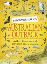 Omslag - Expedition Diaries: Australian Outback