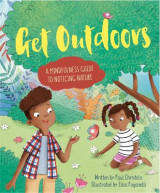 Omslag - Mindful Me: Get Outdoors: A Mindfulness Guide to Noticing Nature